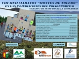 CARTEL CATEGORIAS Y DISTANCIAS MINI MARATON
